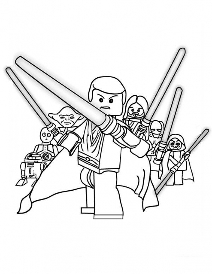 - Get This Free Lego Star Wars Coloring Pages 48926 !