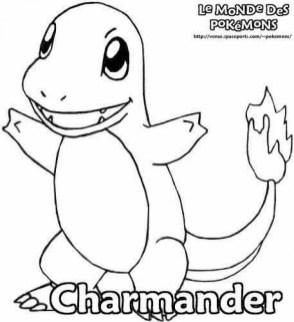 Free Pokemon Coloring Page to Print 46341