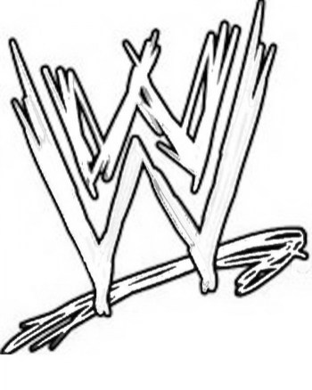 Free WWE Coloring Pages 33675