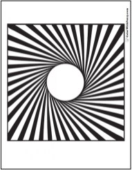 Geometric Coloring Pages Free Printable 38805