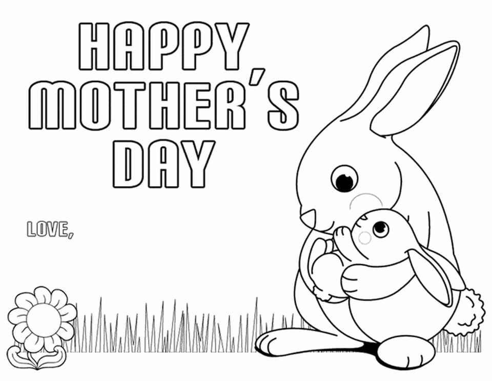 20 Free Printable Mothers Day Coloring Pages Everfreecoloring Com