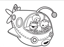 Octonauts Coloring Pages Printable 31616