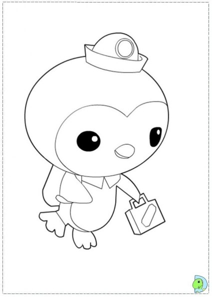 Octonauts Coloring Pages to Print Out 62664