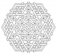 Online Geometric Coloring Pages 45552