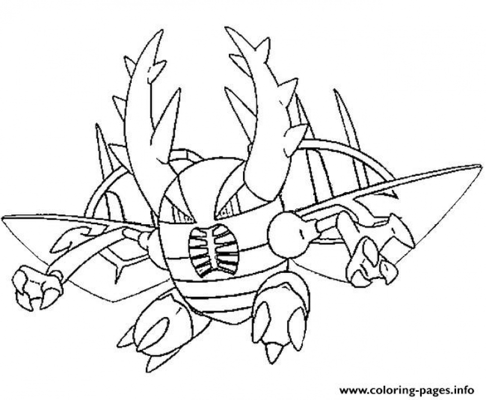 Online Pokemon Coloring Page   61146