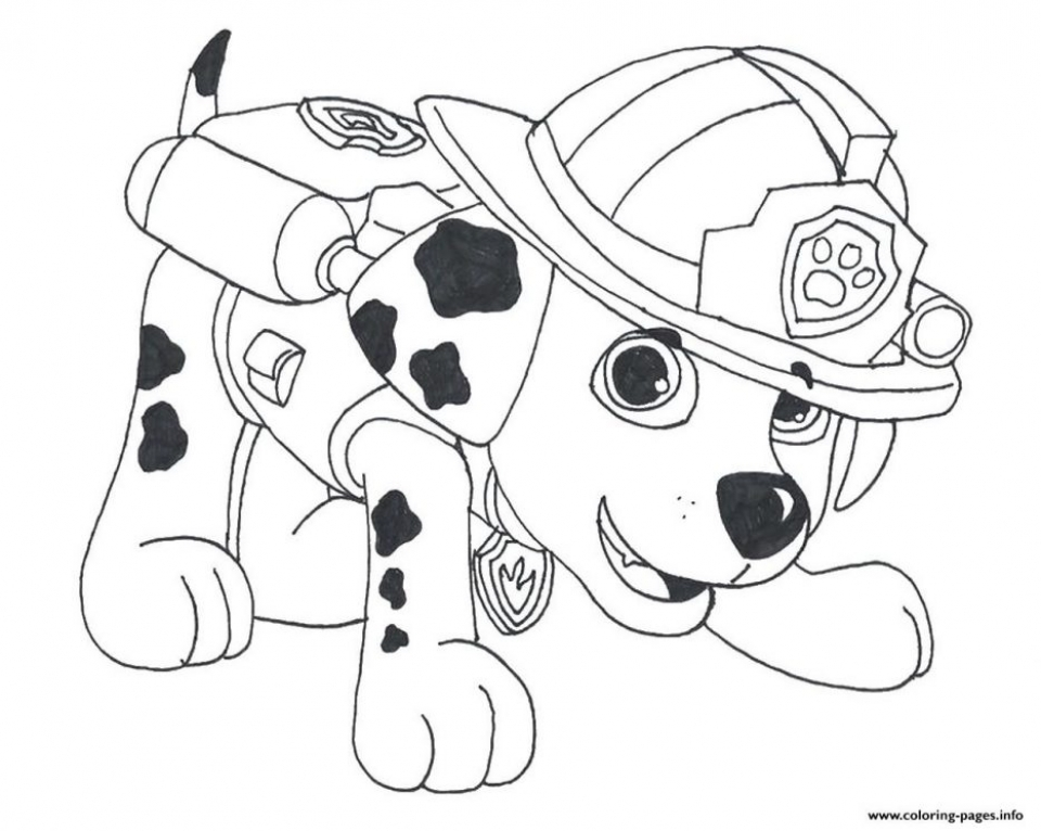 - Get This Paw Patrol Preschool Coloring Pages To Print Online 18034 !
