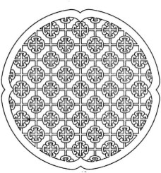 Printable Geometric Coloring Pages 49807