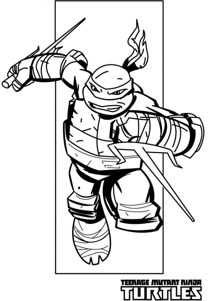 TEENAGE MUTANT NINJA TURTLES Coloring Pages | Colouring Pages for ... | 960x665