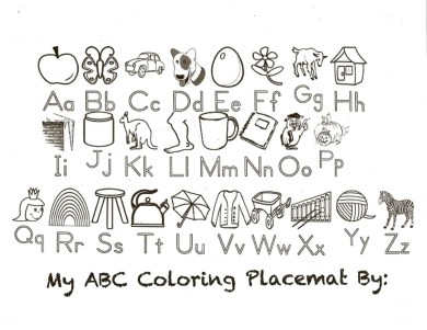 ABC Coloring Pages Printable - j5msa