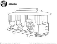 Daniel Tiger Coloring Pages to Print - 8dgal