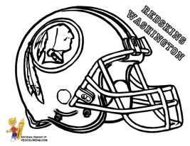 NFL Coloring Pages to Print - 884an