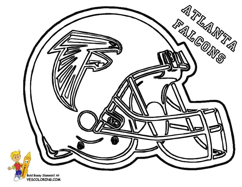 NFL Coloring Pages to Print - de71a