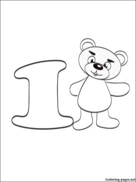 Number 1 Coloring Page - 15ag3