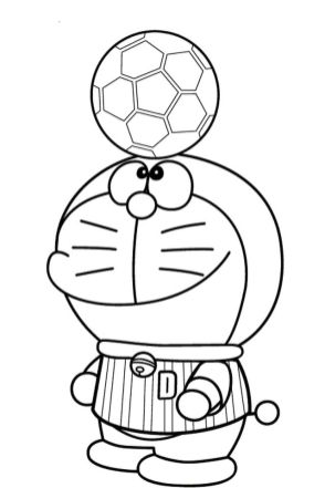 Soccer Coloring Pages Kids Printable - 6vbg7