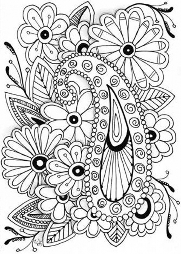 89 Dandy Flower Coloring Pages Preschool Baby In School Tools ... | 960x685