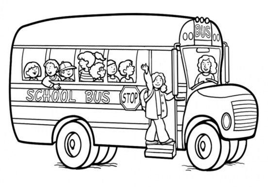 Back to School Coloring Pages for Kindergarten 7th4a