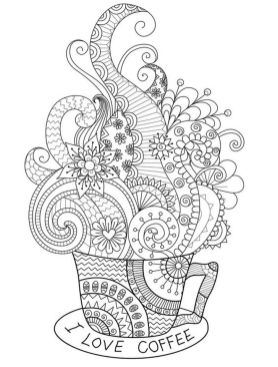 cool design coloring pages - 56172