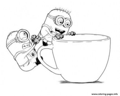 Despicable Me Coloring Pages to Print 48ar1