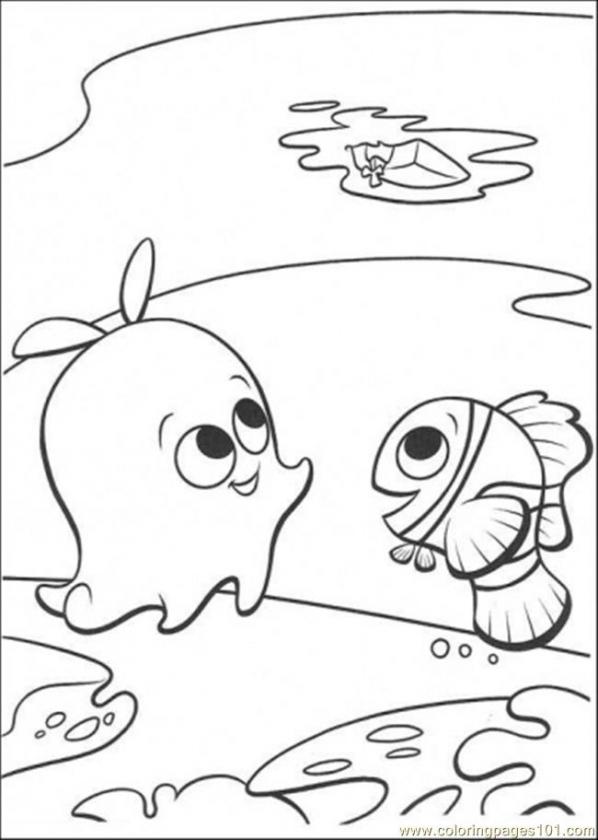 - Get This Finding Nemo Coloring Pages Disney Printable Ts41b !