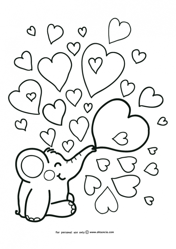 Love Coloring Pages to Print   8vbg67