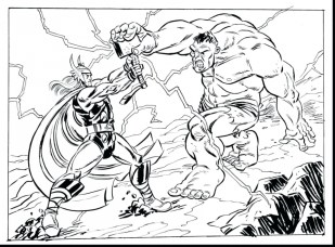 marvel avengers coloring pages 7310l