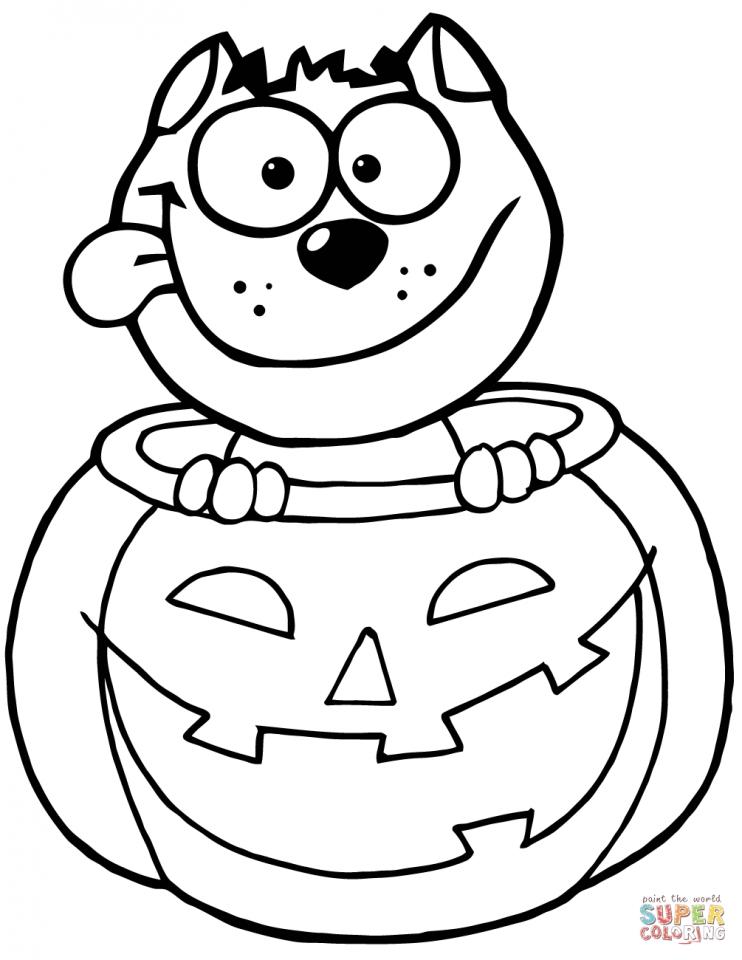Pumpkin Coloring Pages Kids Printable   21739