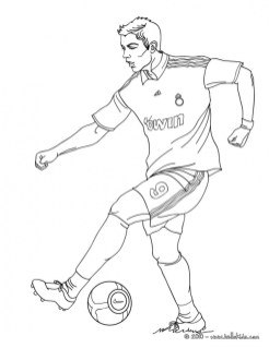 Soccer Coloring Pages Free to Print 76371