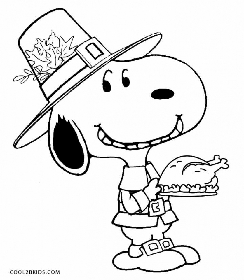 Get This Thanksgiving Coloring Pages For Preschoolers 73519