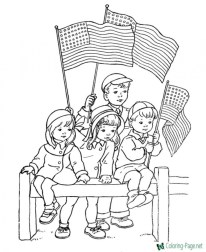 Veteran's Day Coloring Pages Kindergarten 6218f