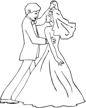 Wedding Coloring Pages Free to Print 2agrm