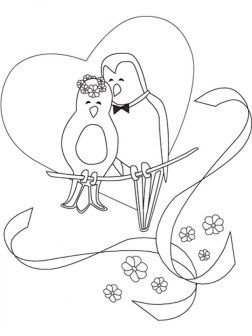 Wedding Coloring Pages to Print 27ah4