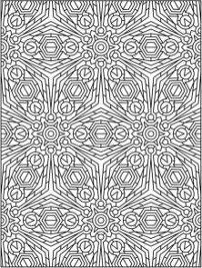 Adult Coloring Pages Patterns Free Printable 5wrt
