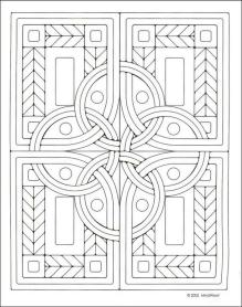 Adult Coloring Pages Patterns Geometric 2aafs