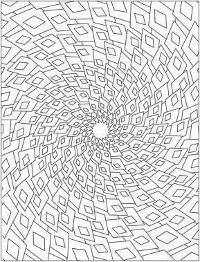 Adult Coloring Pages Patterns Spiral 4jkr