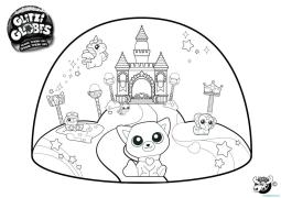 Beanie Boo Coloring Pages Printable 3lko