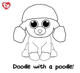 Beanie Boo Coloring Pages Printable 5vfg
