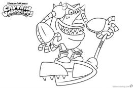 Captain Underpants Coloring Pages Free Printable 661t