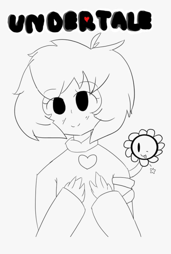 Undertale Coloring Pages Free sfl3