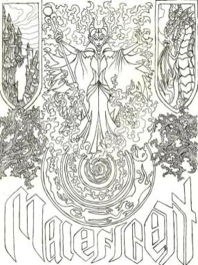 Adult Coloring Pages Disney Maleficent Coloring for Grown Ups