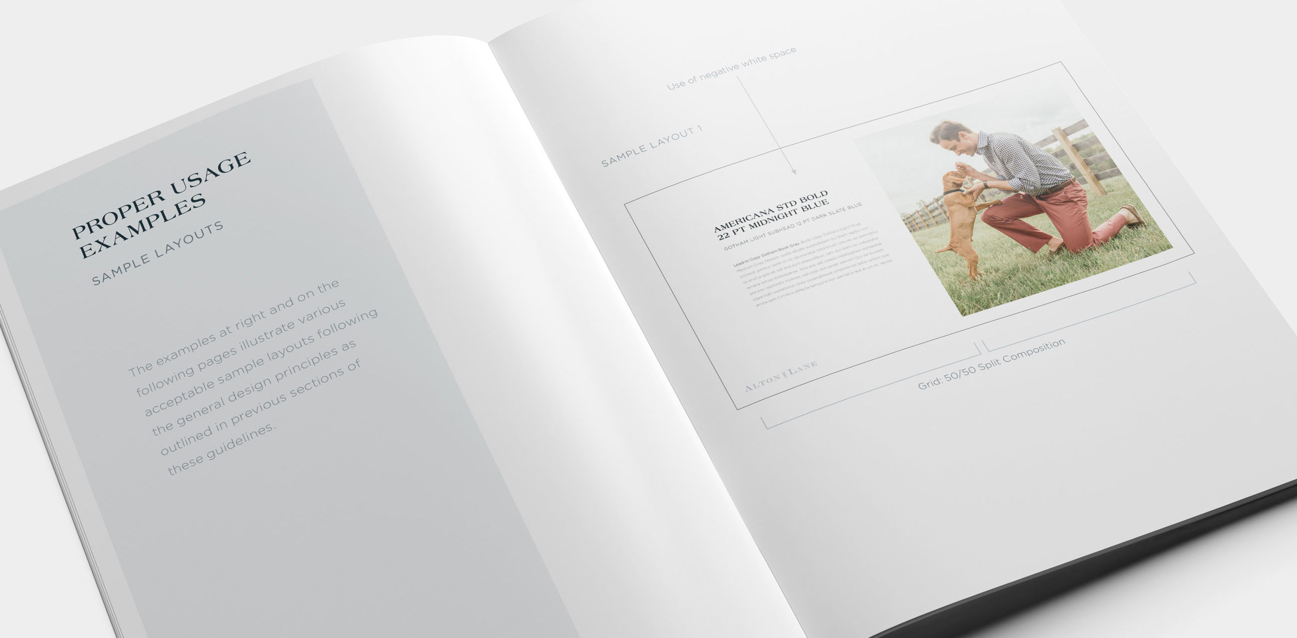 Style guide usage examples