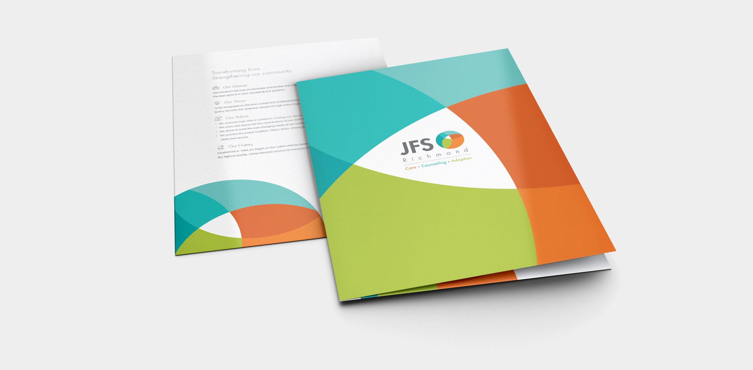 JFS Press Kit folder