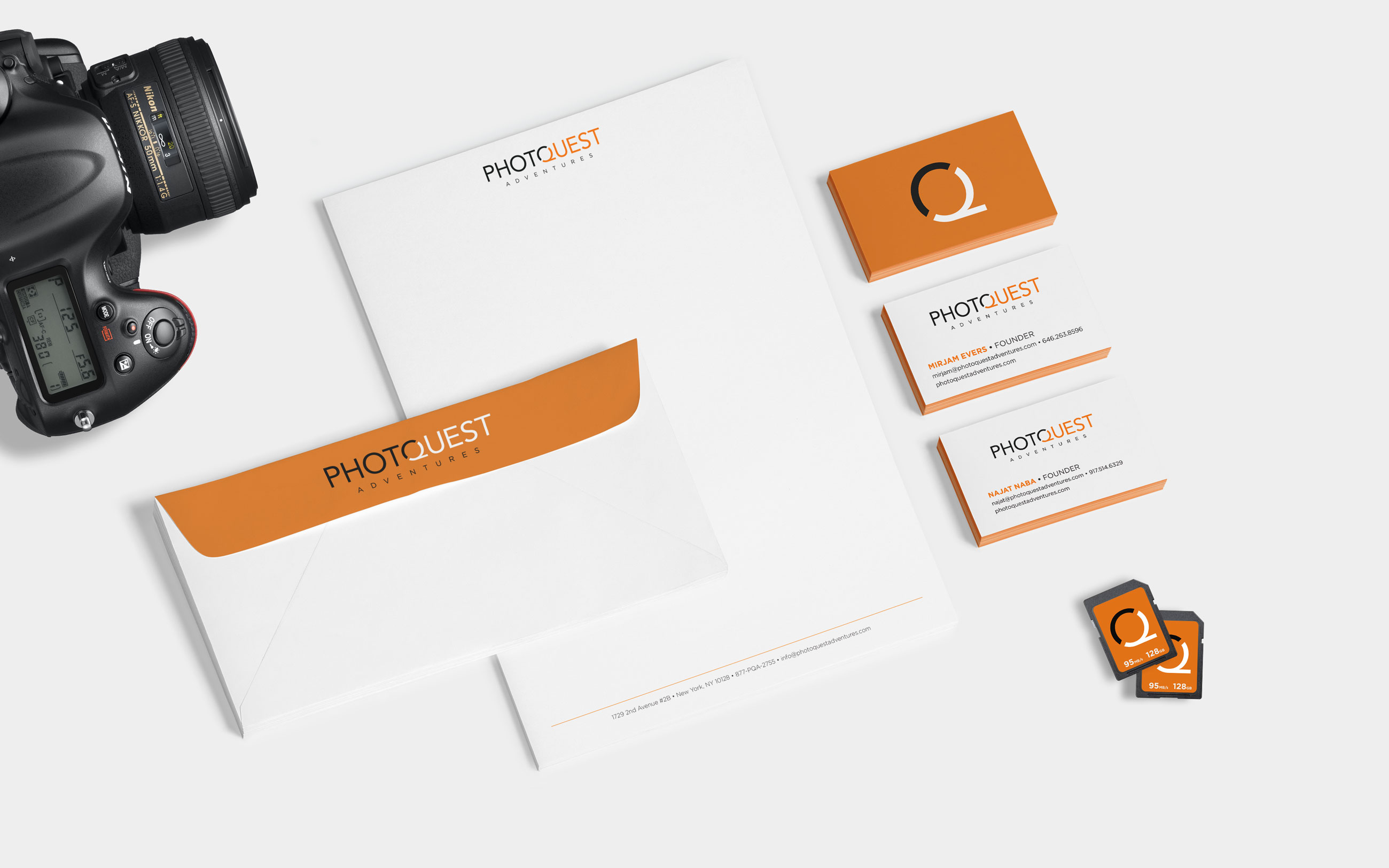 PhotoQuest collateral