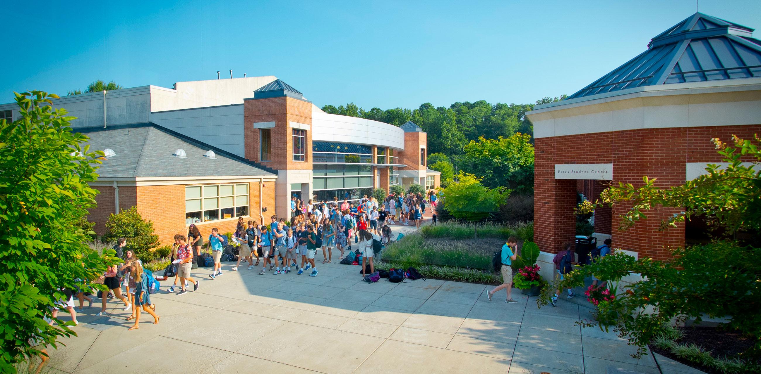 Collegiate campus