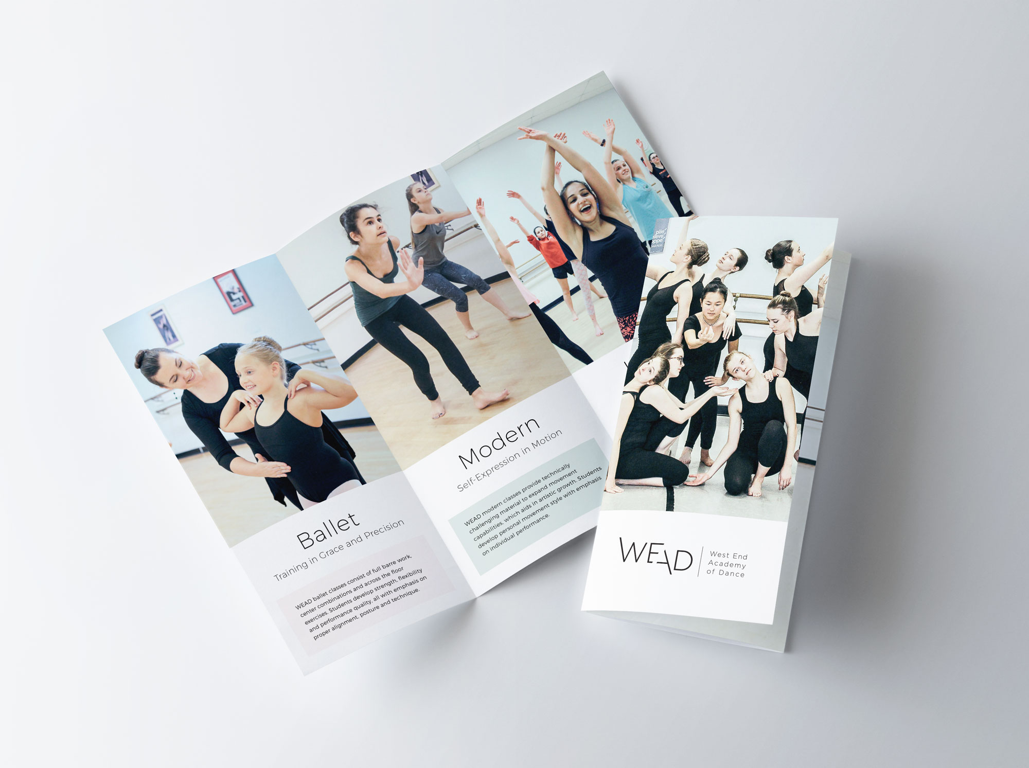WEAD brochure