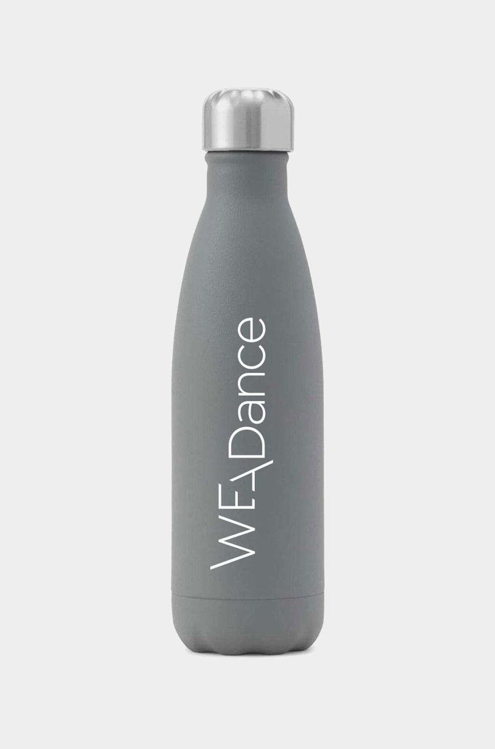 WEADance branded water bottle