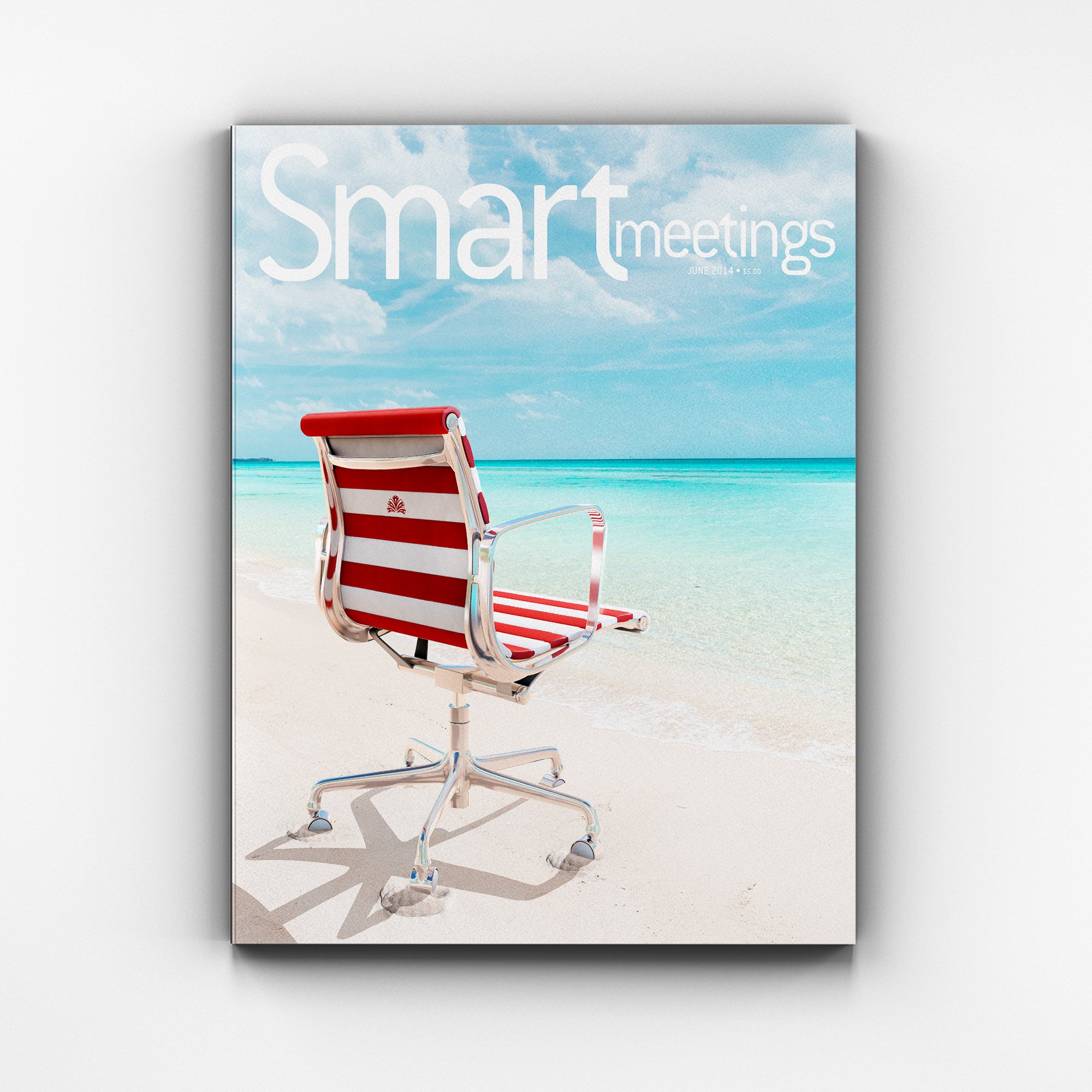Smart Meetings magazine cover