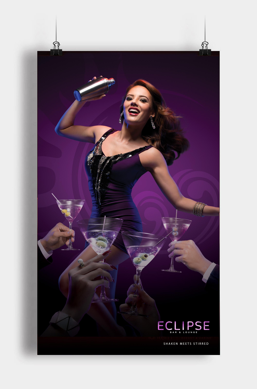 Eclipse bar poster