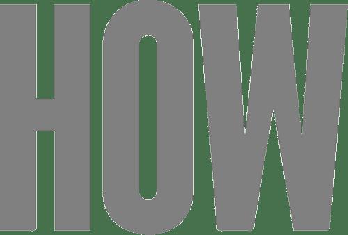 HOW logo