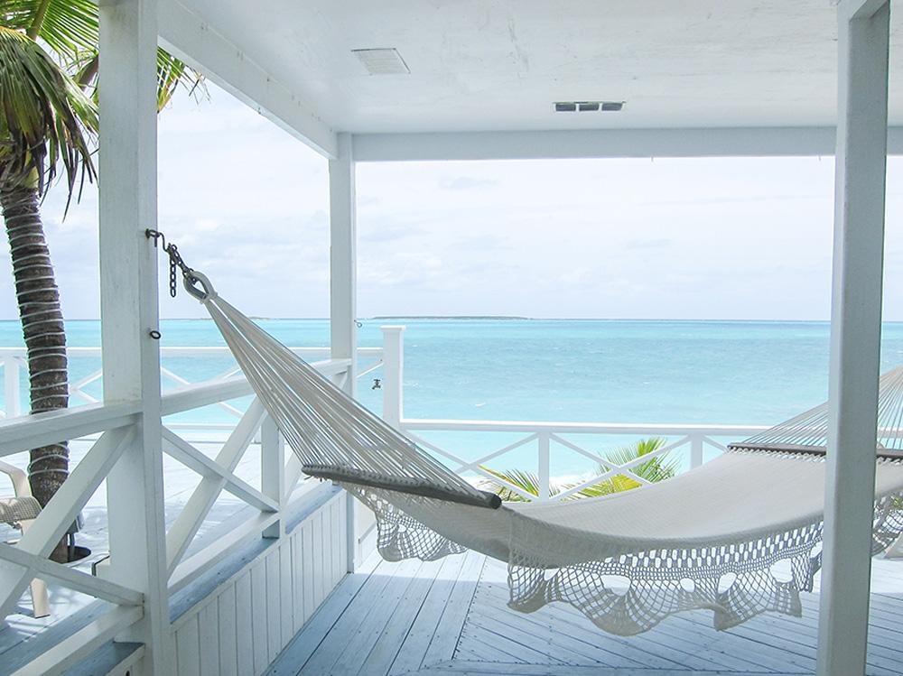Hammock in Exuma, Bahamas