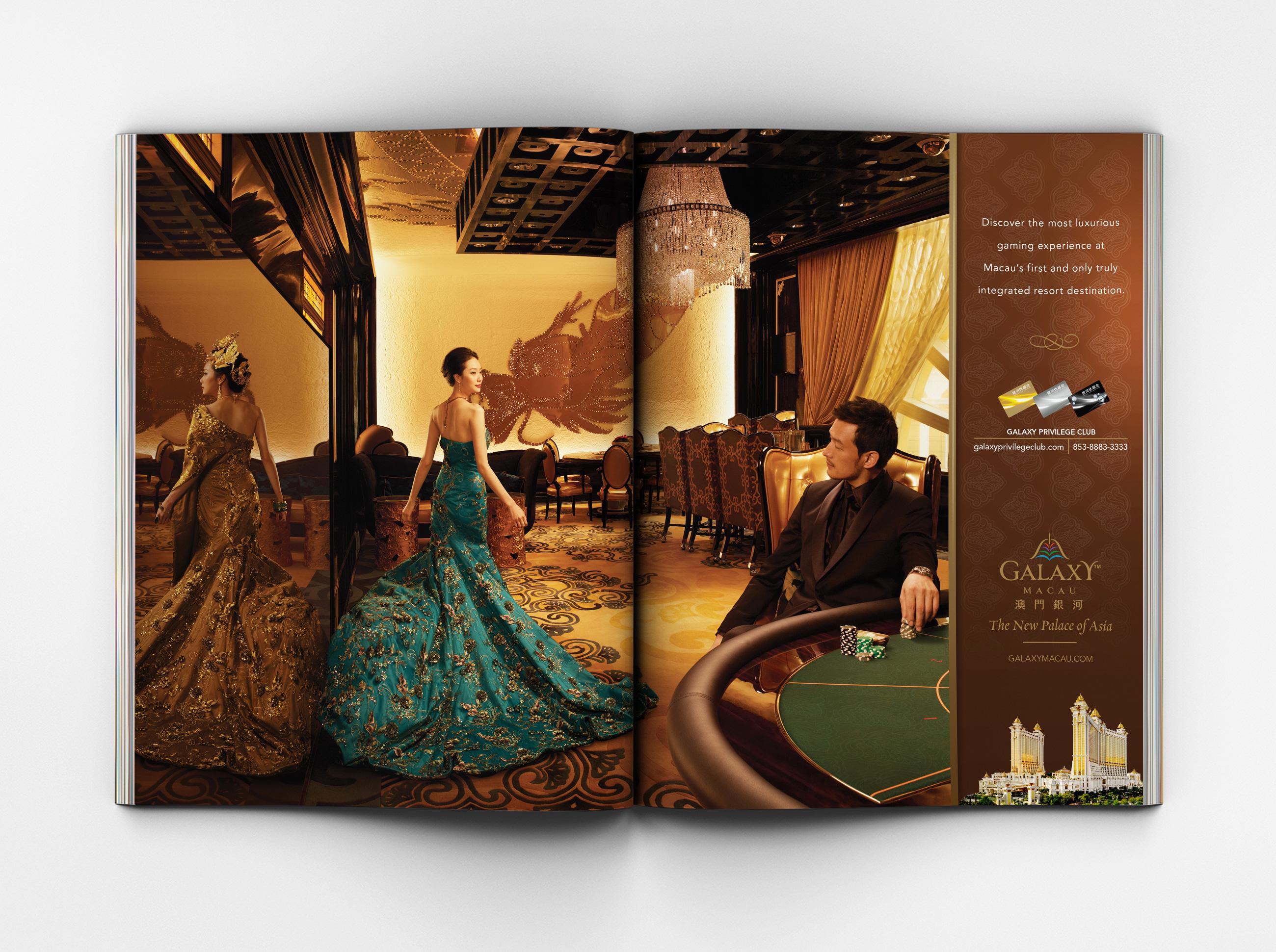 Gaming ad